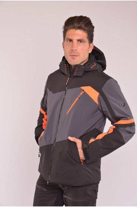 Куртка Лыжная 70338 / 17- Темно-Серый