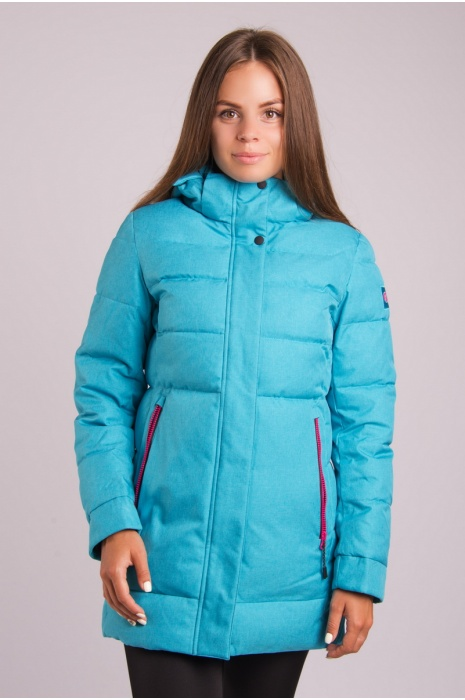 Куртка 70339 / 33 - Бирюза