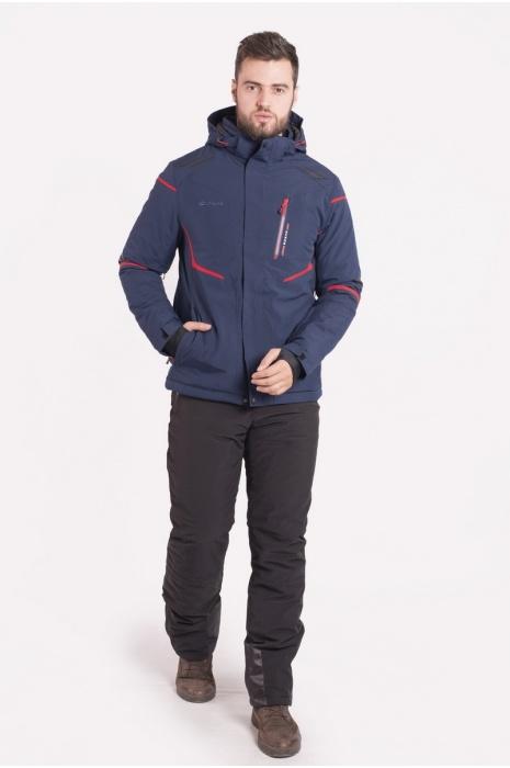 Лыжная Куртка AVECS - 70399/3 - Синяя