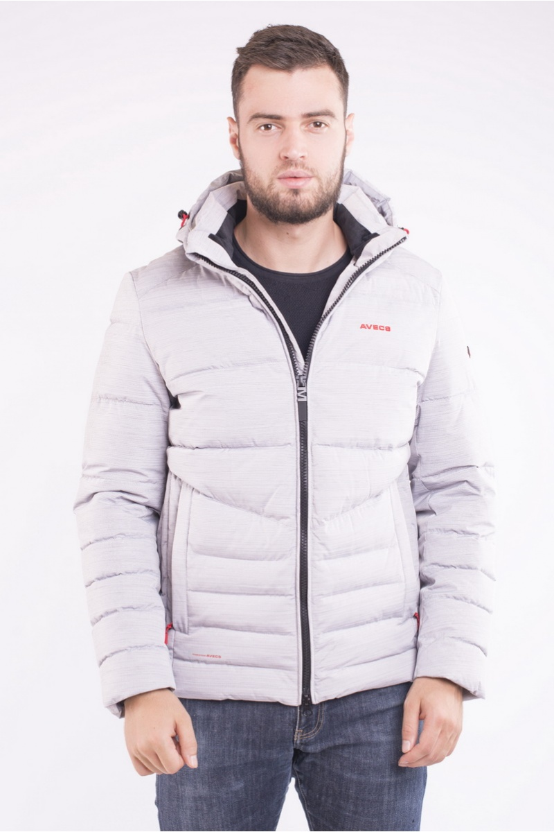 Куртка 70400 / 2 - Серый
