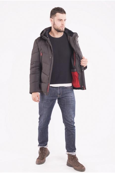Куртка 70401 / 1 - Черный