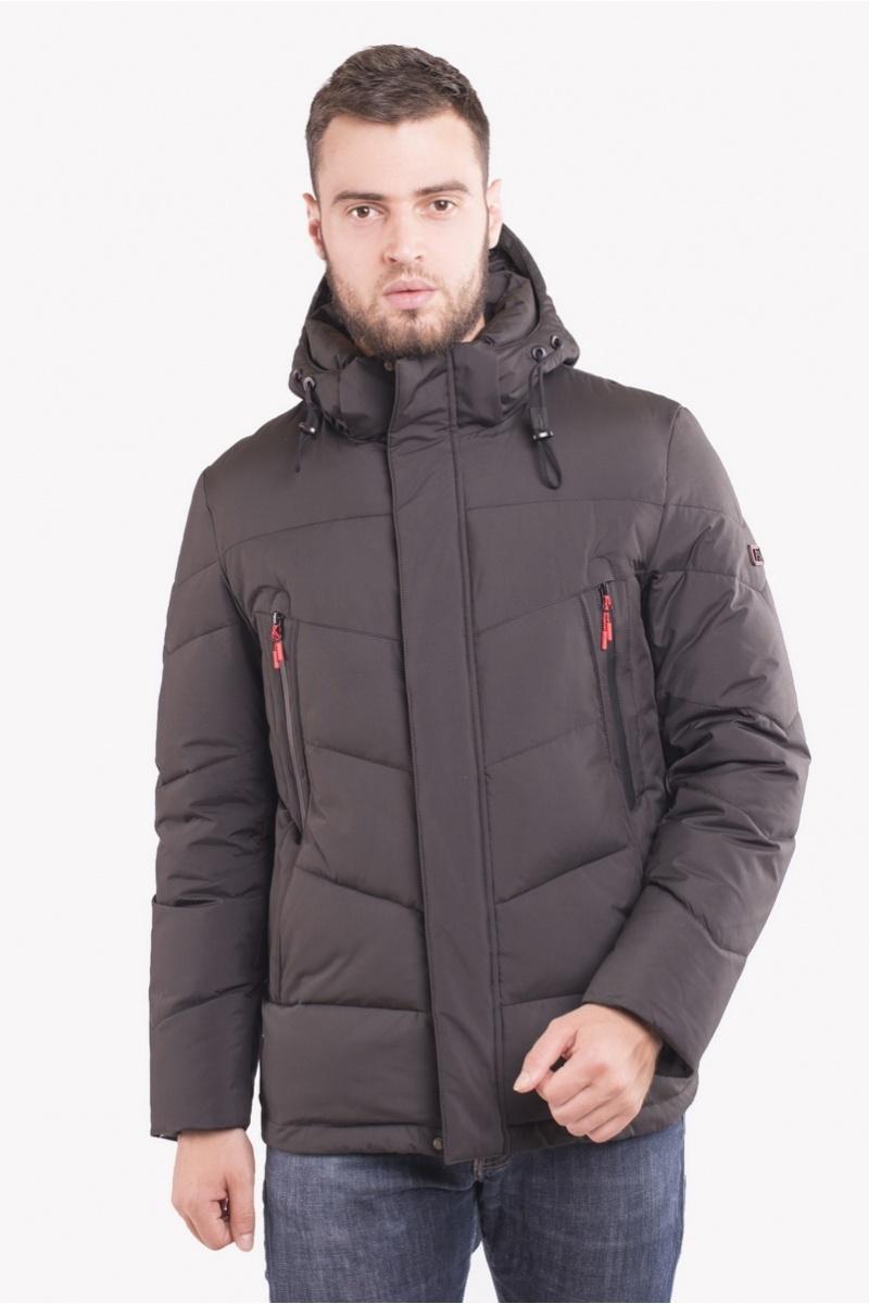 Куртка AVECS - 70401/1 - Черная