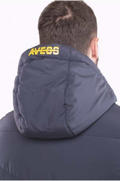Куртка AVECS - 70401/23 - Тёмно-Синяя