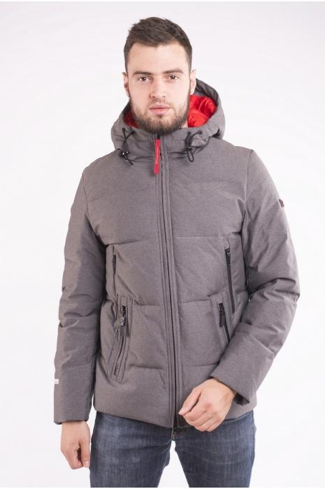 Куртка 70402 / 17 - Тёмно-Серый