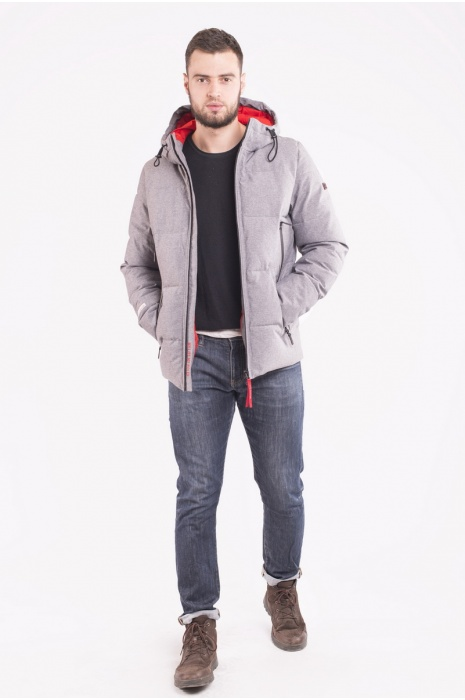 Куртка 70402 / 2 - Серый