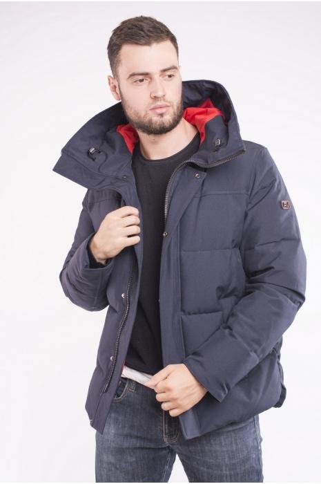 Куртка AVECS - 70403/23 - Тёмно-Синяя