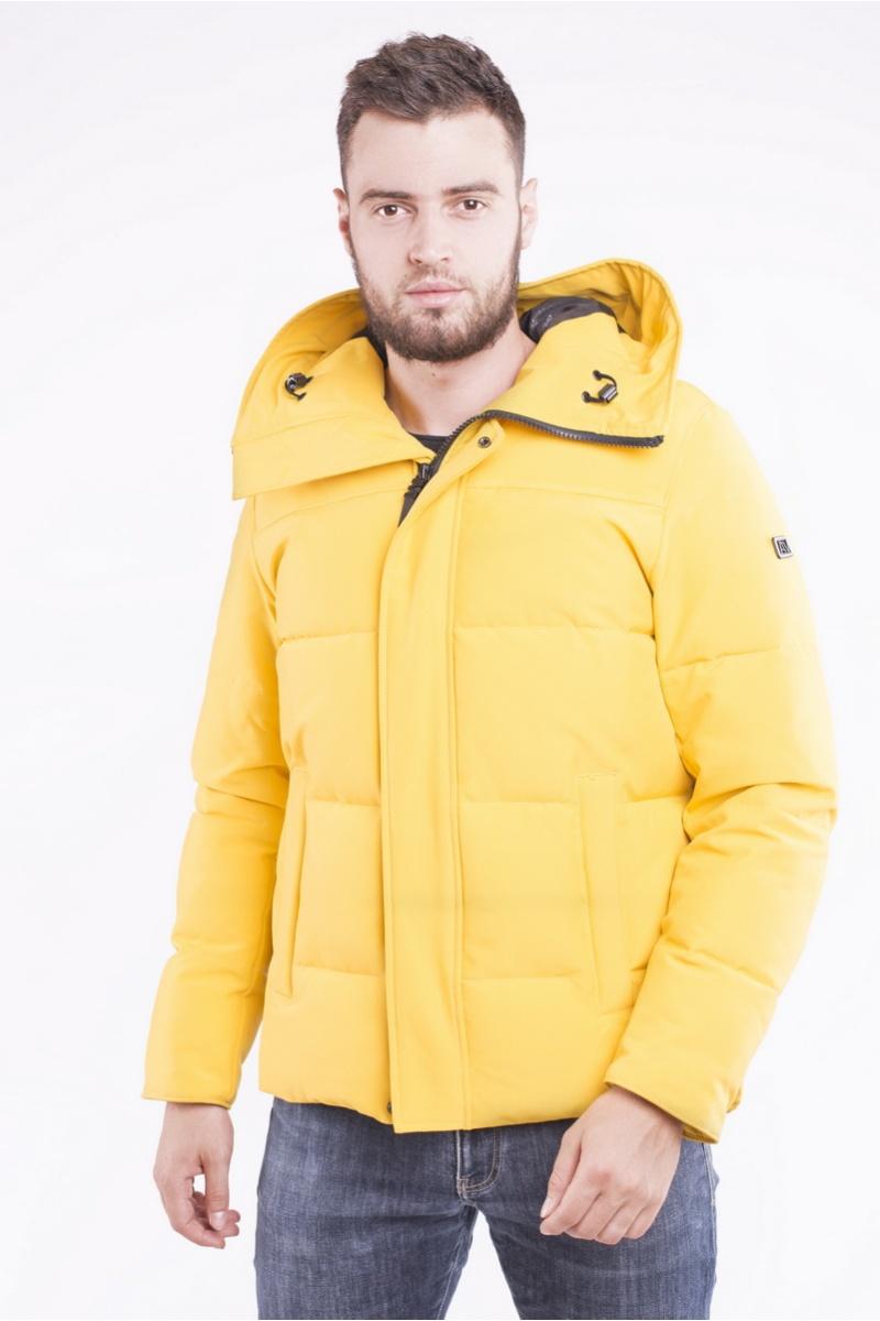 Куртка 70403 / 33 - Желтый