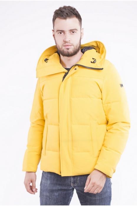 Куртка AVECS - 70403/33 - Желтая