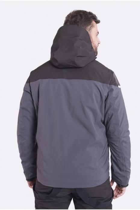 Куртка Лыжная 70404/17 - Тёмно-Серый