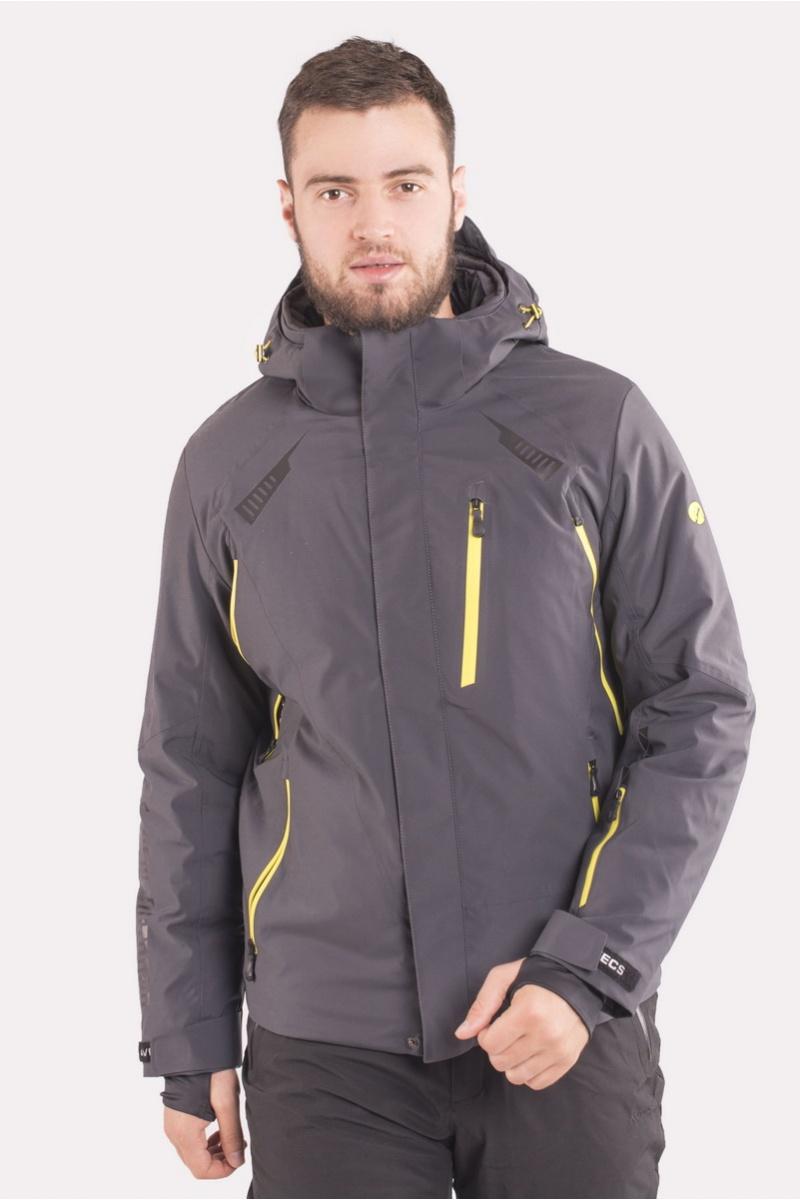Куртка Лыжная 70405B / 17- Темно-Серый
