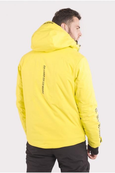 Куртка Лыжная 70405 / 32 - Желтый
