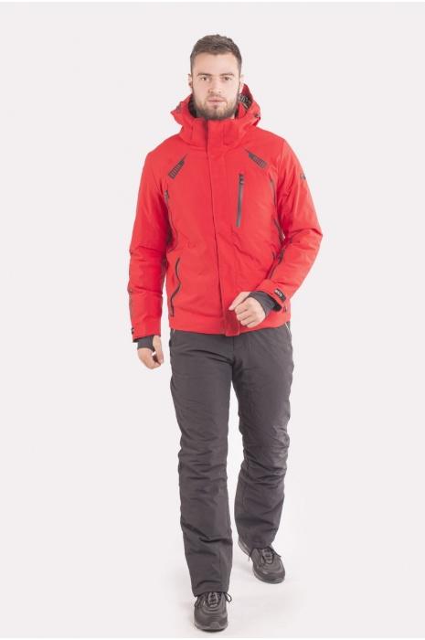 Куртка Лыжная 70405 / 4 - Красный