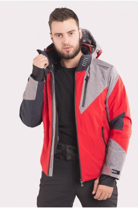 Куртка Лыжная 70408/4 - Красный
