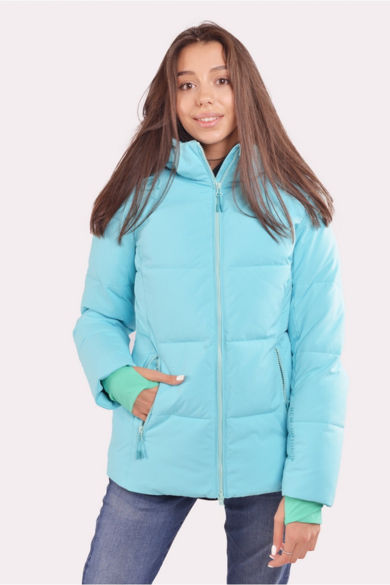 Куртка 70409/33- Бирюза