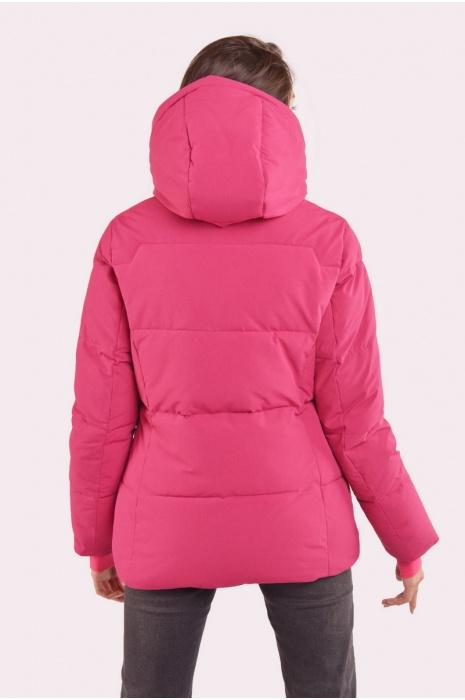 Куртка 70409/34 - Малиновый