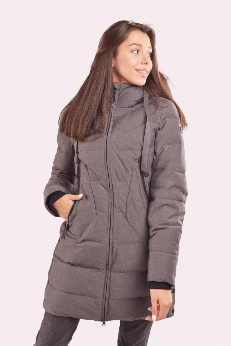 Куртка AVECS - 70448/17 - Тёмно-Серая