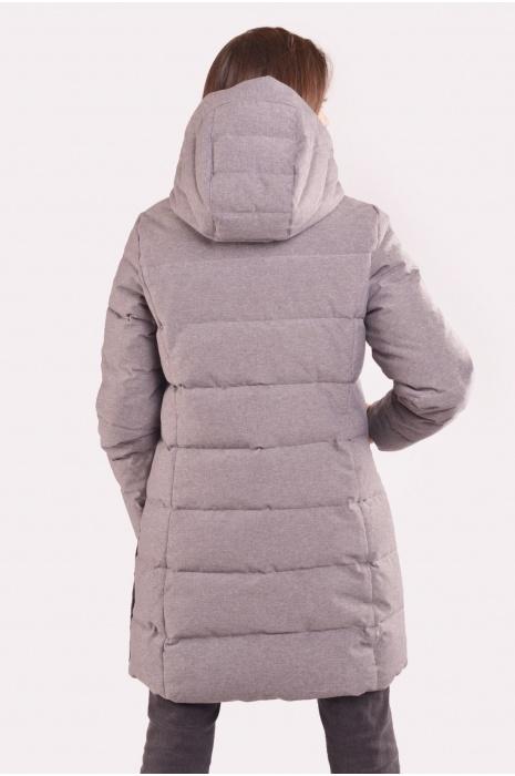 Куртка AVECS - 70448/2 - Серая
