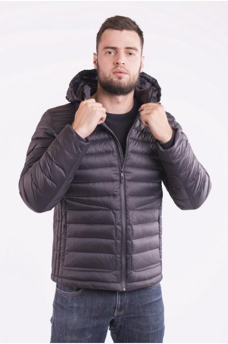 Куртка 70422 / 1 - Черный