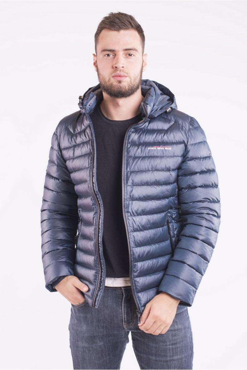 Куртка 70423 / 64 - Джинсовый