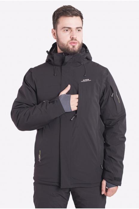 Лыжная Куртка AVECS - 70424/1- Черная