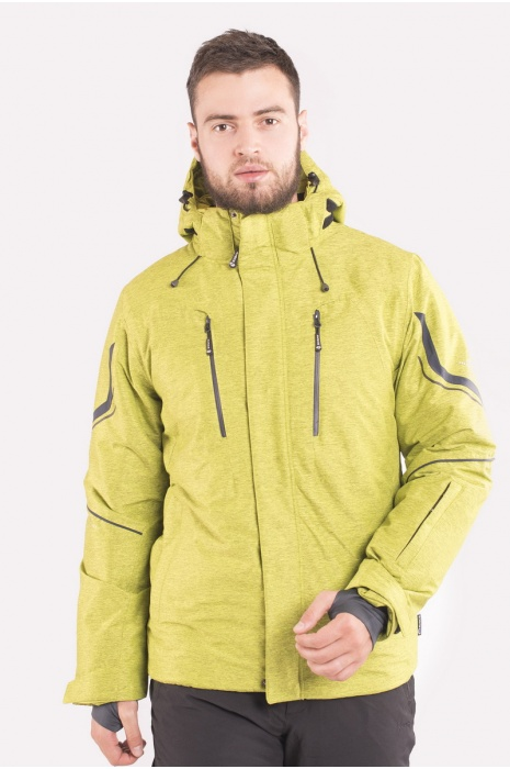Куртка Лыжная 70425/10 - Зелёный