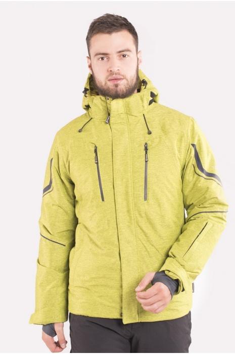 Лыжная Куртка AVECS - 70425/10 - Зелёный