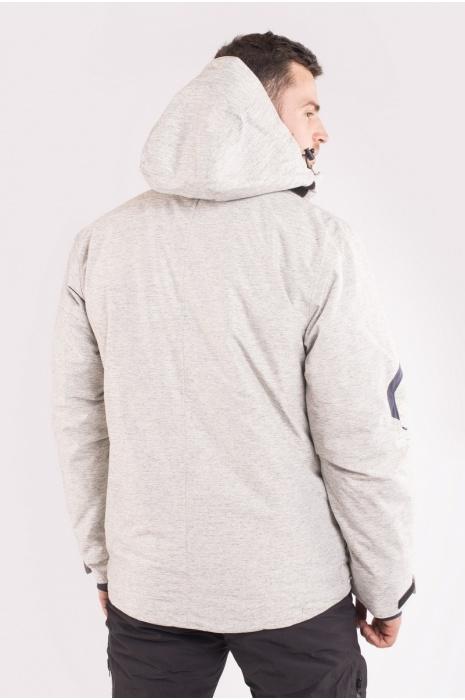 Лыжная Куртка AVECS - 70425/15 - Светло-Серая