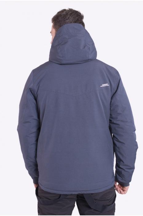 Куртка Лыжная 70426/17- Тёмно-Серый