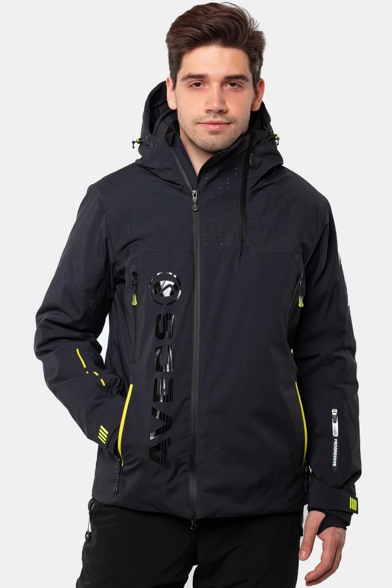 70432/17 - Куртка Лыжная  - Тёмно-Серый