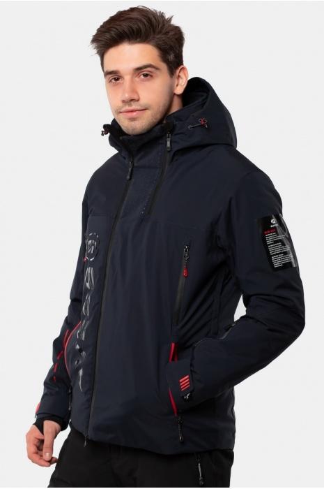 Лыжная Куртка AVECS - 70432/23 - Тёмно-Синяя