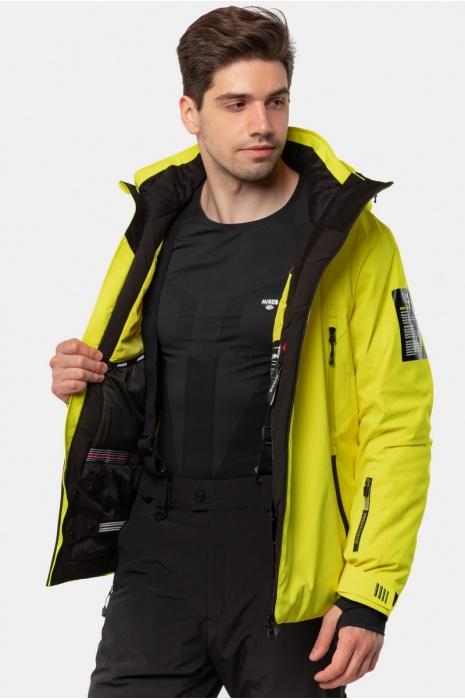 70432/70 - Куртка Лыжная  - Лимон