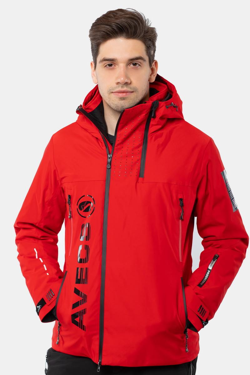 70432/4 - Куртка Лыжная  - Красный