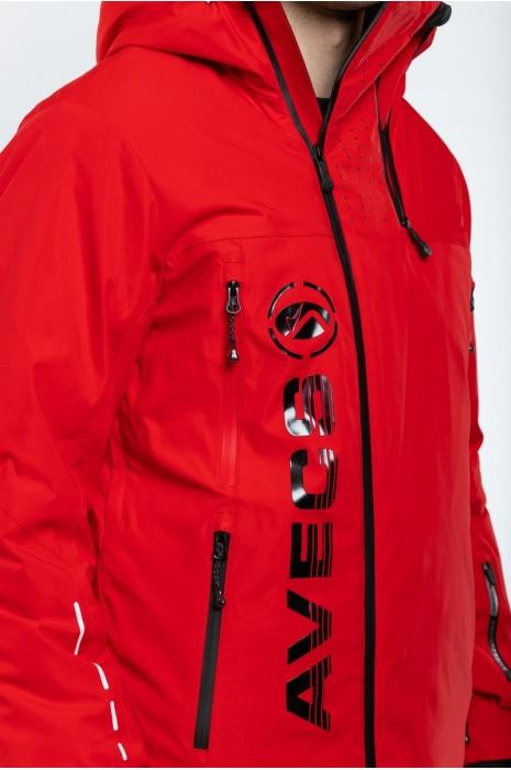 Лыжная Куртка AVECS - 70432/4 - Красная