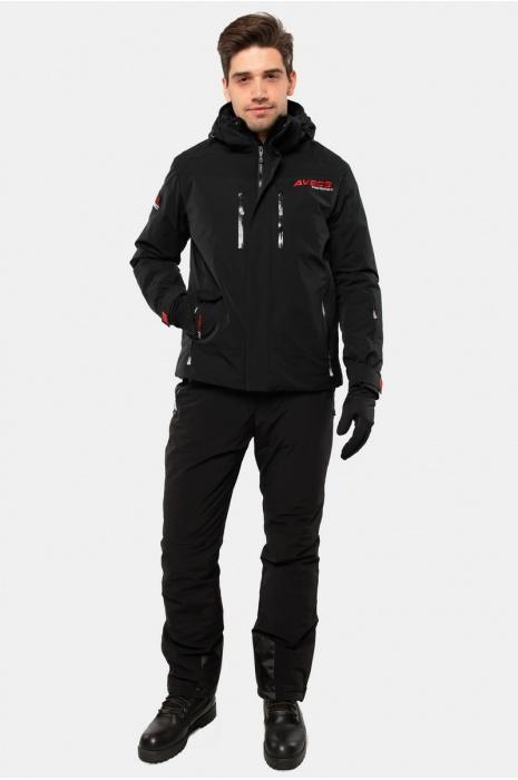 Лыжная Куртка AVECS - 70434/23 - Тёмно-Синяя