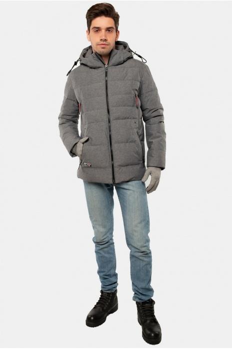 70437/15 - Куртка - Светло-Серый