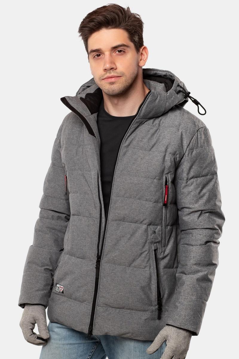 Куртка AVECS - 70437/15 - Светло-Серая