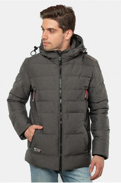 Куртка AVECS - 70437/17 - Тёмно-Серая