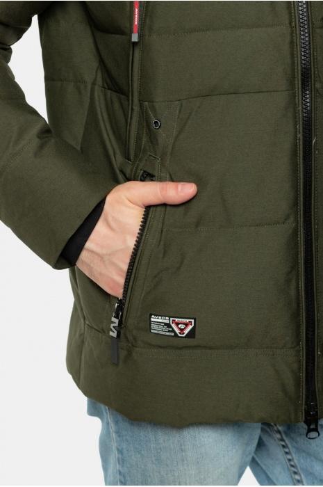 70437/53 - Куртка - Тёмно-Зелёный