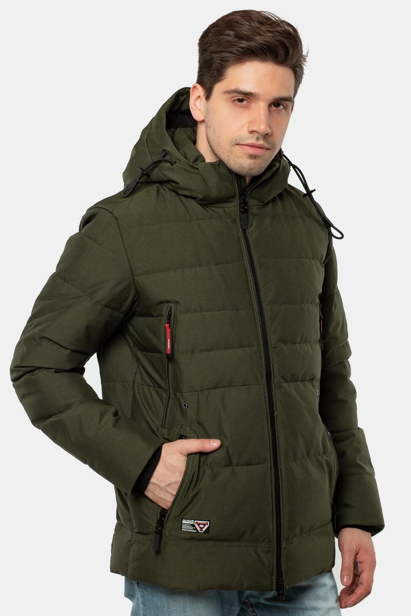 Куртка AVECS - 70437/53 - Тёмно-Зелёная