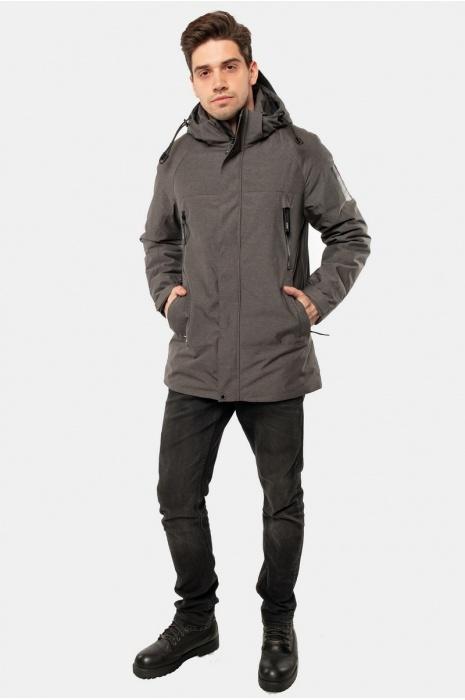 Куртка AVECS - 70438/17 - Тёмно-Серая