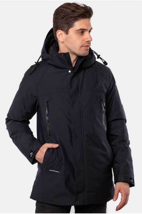 Куртка AVECS - 70438/23 - Тёмно-Синяя