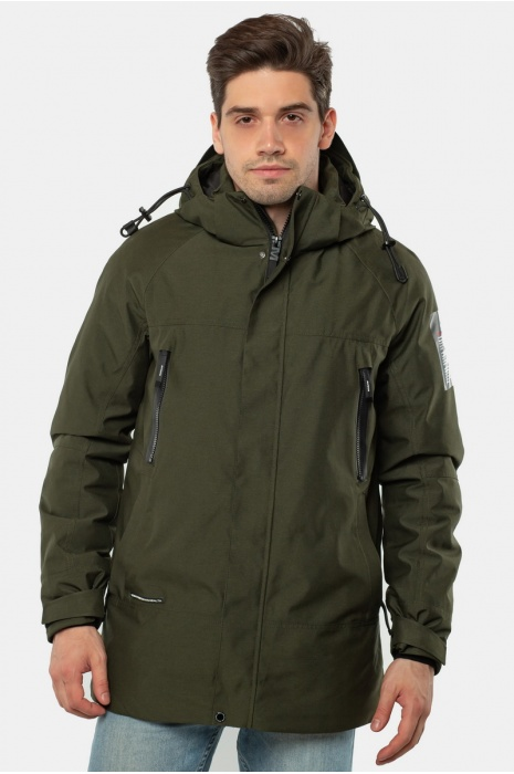 70438/53 - Куртка  - Тёмно-Зелёный