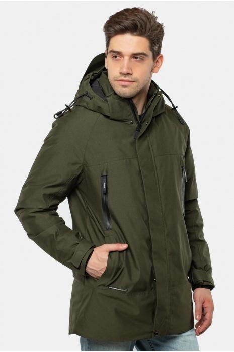 Куртка AVECS - 70438/53 - Тёмно-Зелёная
