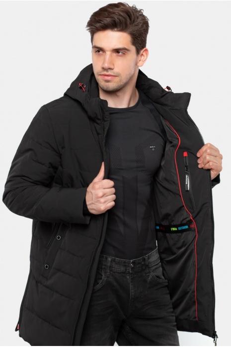 Куртка  AVECS - 70439/1 - Черная
