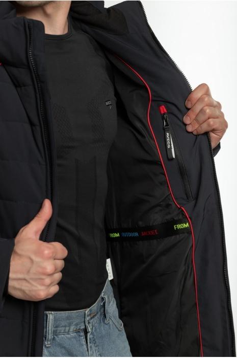 Куртка AVECS - 70439/23 - Тёмно-Синяя