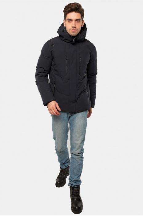 Куртка AVECS - 70440/23 - Тёмно-Синяя