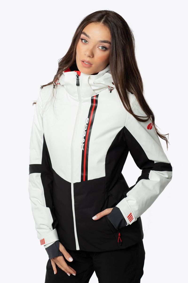 Лыжная Куртка AVECS - 70443/5 - Белая