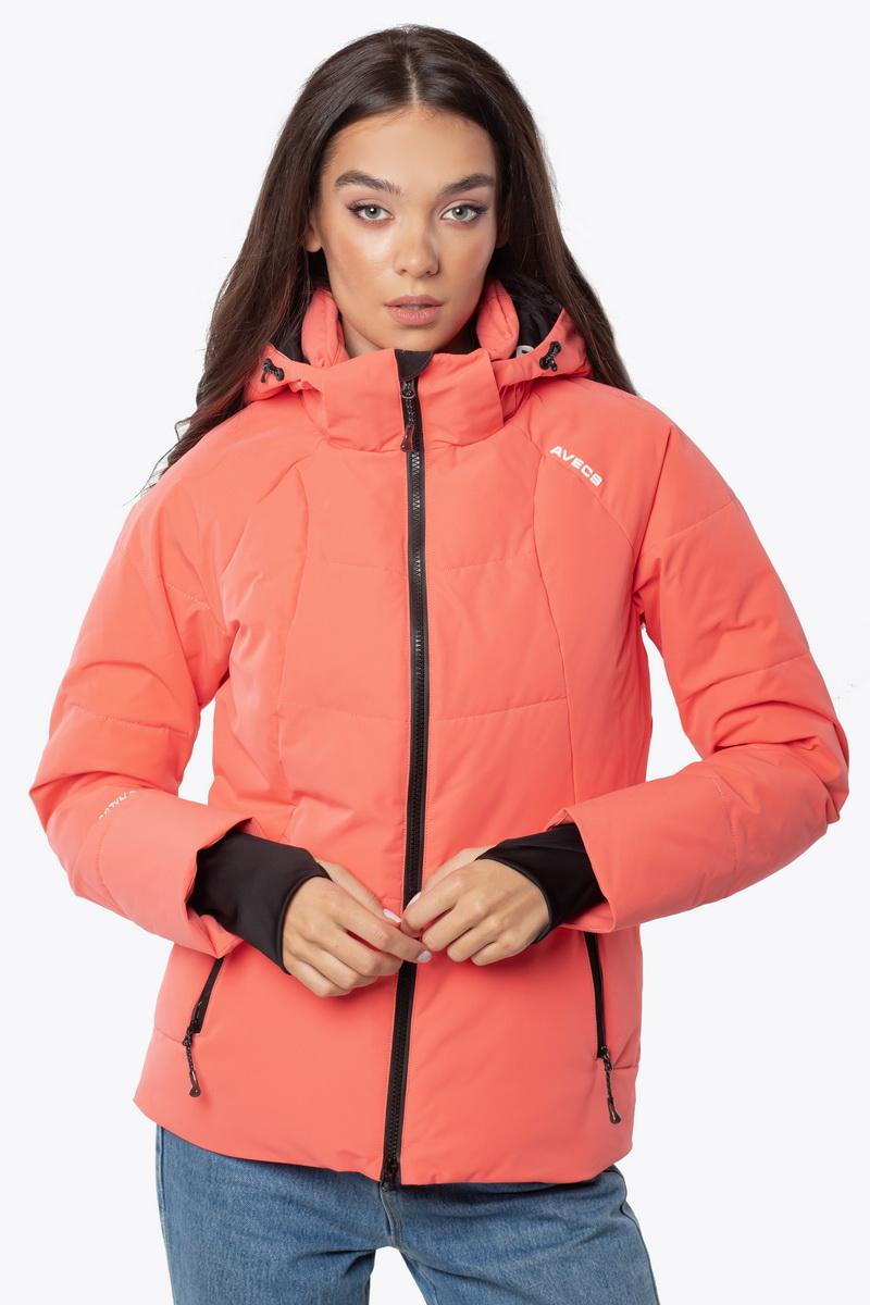 Куртка AVECS - 70445/22 - Коралл
