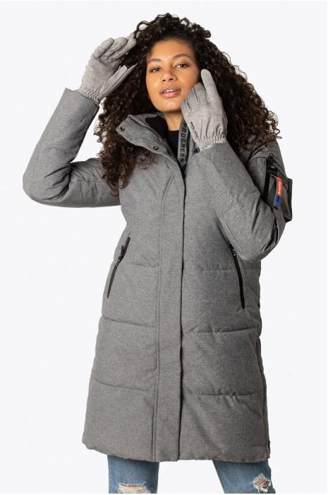 Куртка AVECS - 70446/2 - Серая