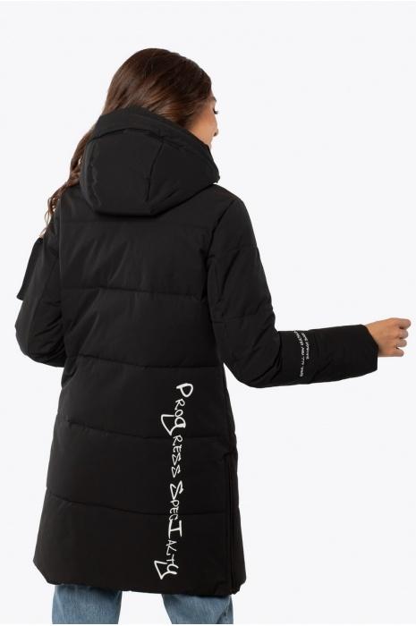 70446/1 - Куртка - Черный